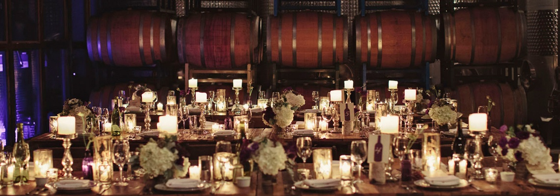 Brooklyn Winery Rehearsal Dinner Space