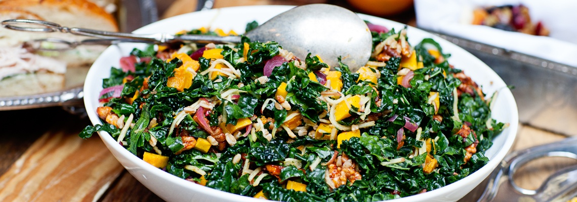Brooklyn Winery Kale Salad
