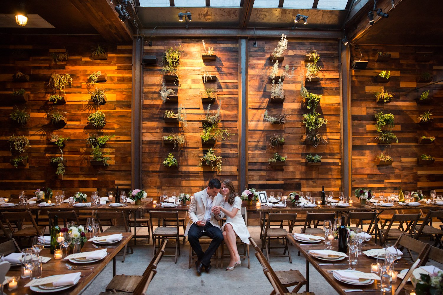 Top 10 coolest brooklyn wedding venues photo courtesy of brooklyn winery junglespirit Image collections