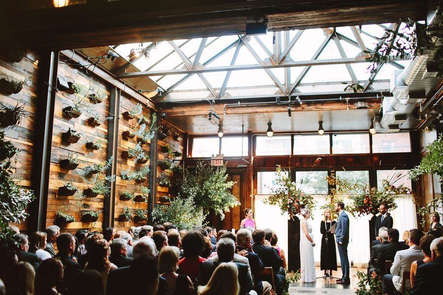 A Unique New York Wedding Venue