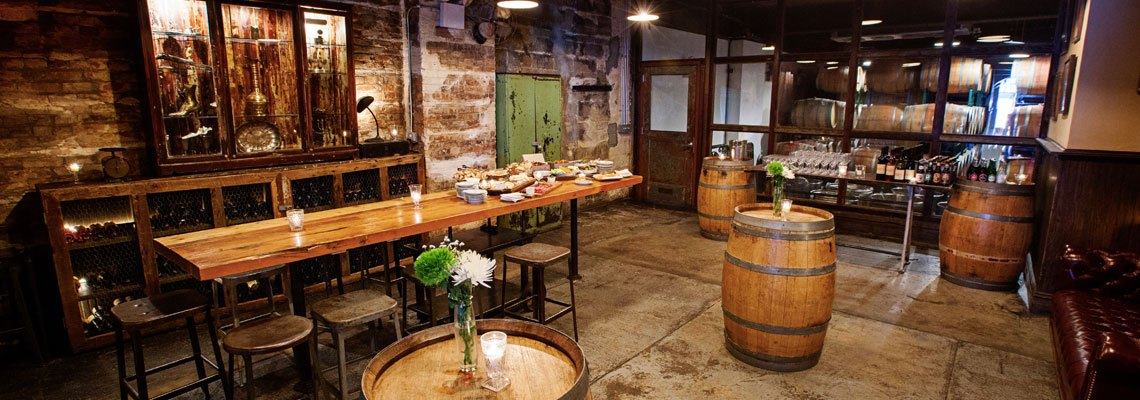 Corporate event spaces at brooklyn winery brooklyn winery parlor room malvernweather Image collections