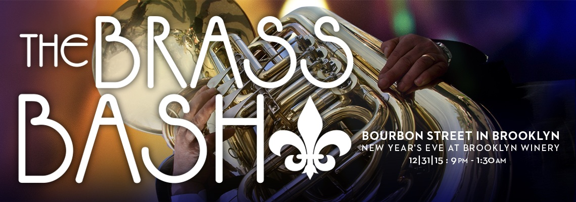 New Year's Eve Brass Bash