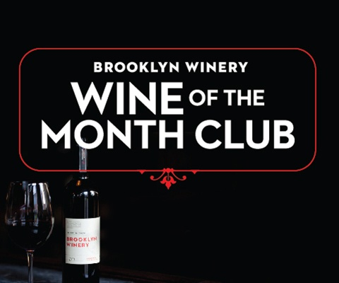 Brooklyn Winery Wine of the Month Club