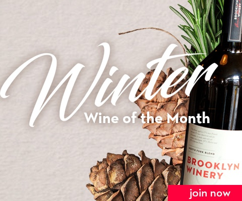 Winter Wine of the Month