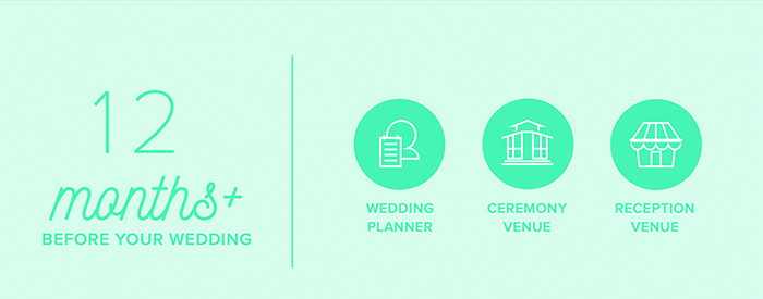 Wedding Vendors | Booking Wedding Vendors A Month By Month Guide