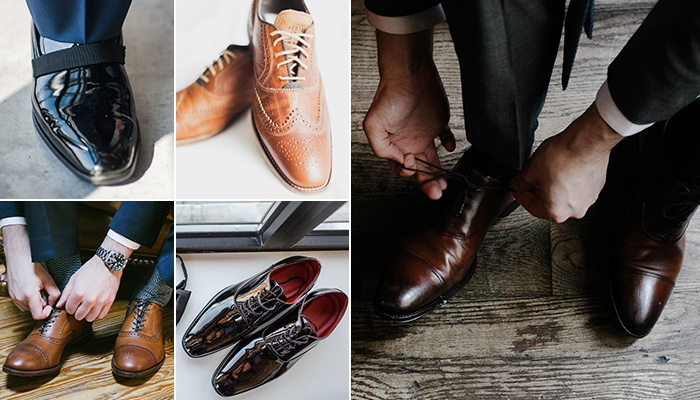 Men's Wedding Shoe