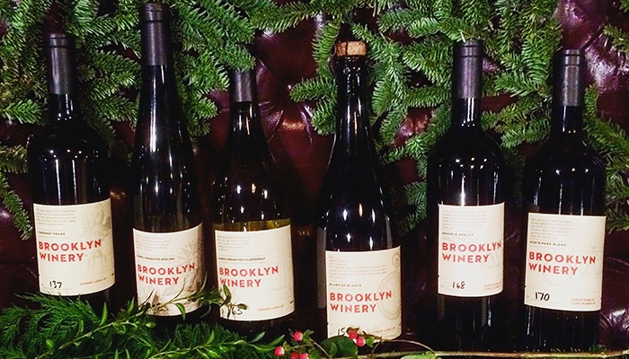 Holiday Gift New York Wine