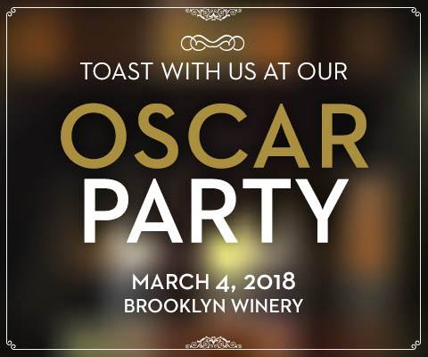 2018 Oscars Brooklyn Winery