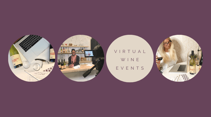 Mobile Virtual wine events_Banner Graphic
